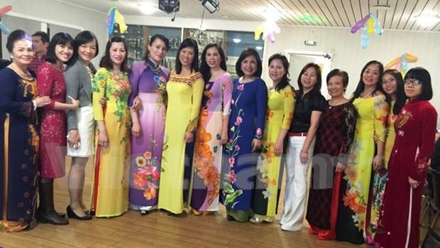 充分发挥旅居挪威越南妇女的作用 hinh anh 1