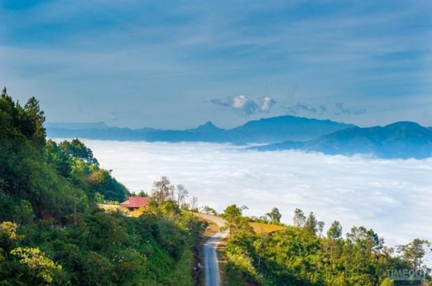 越南莱州省着力促进旅游业发展 hinh anh 1