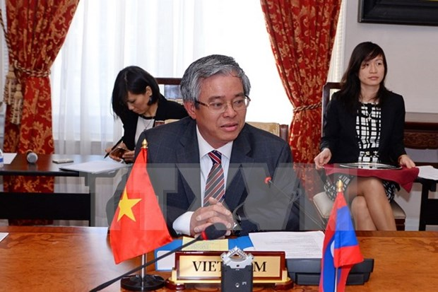 美国下决心进一步促进与东盟战略合作伙伴关系 hinh anh 1