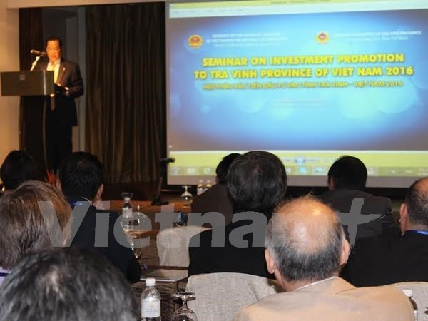 越南呼吁新加坡企业对越各重点工业区进行投资 hinh anh 1