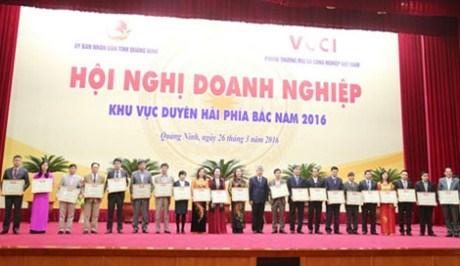 越南北部沿海地区各省市企业会议吸引逾700家企业代表参加 hinh anh 1