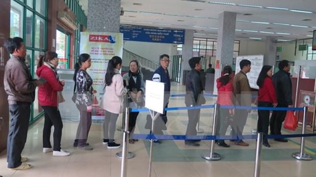 广治省在越老国际口岸展开多项措施严防寨卡病毒传入 hinh anh 1