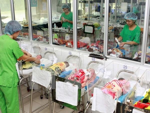越南狠抓出生人口性别比失衡问题治理 hinh anh 1