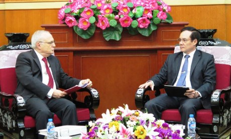 戴维•萨珀斯坦大使:越南在法律和人权改革方面取得许多进展 hinh anh 1