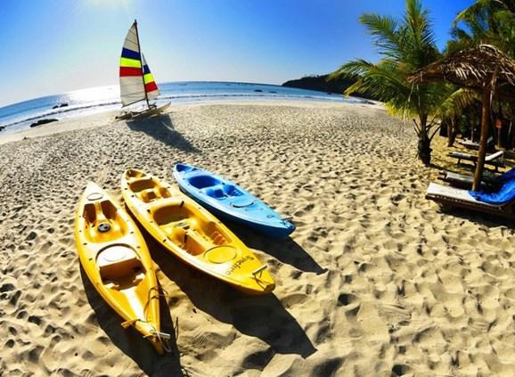东南亚是拥有许多世界最美丽海滩的地区 hinh anh 1