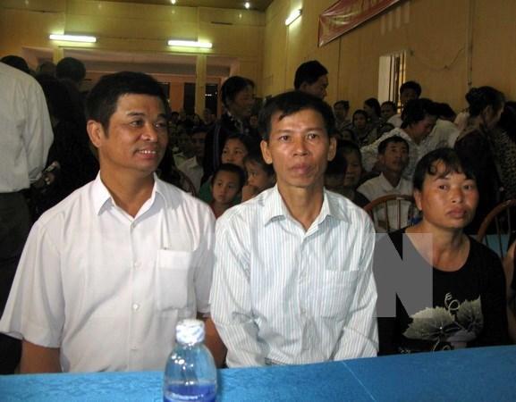 阮清振冤案追责:调查员和检察员被起诉 hinh anh 1