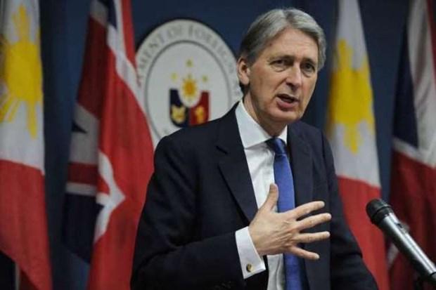 英国与越南加强合作关系 hinh anh 1