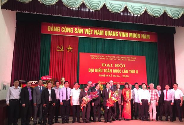 进一步促进越南与巴西团结友好与合作关系 hinh anh 1