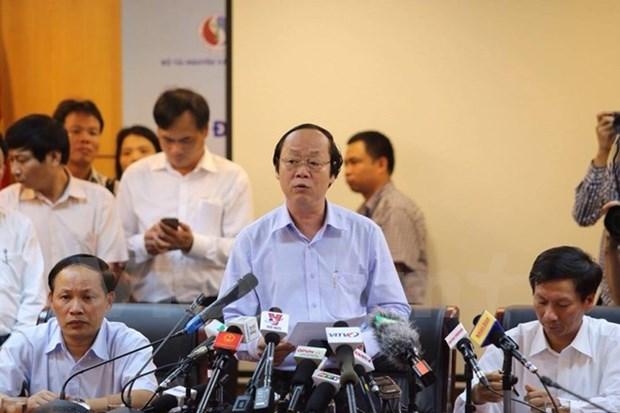 越南就中部沿海各省大批鱼死亡事件的原因召开新闻发布会 hinh anh 1