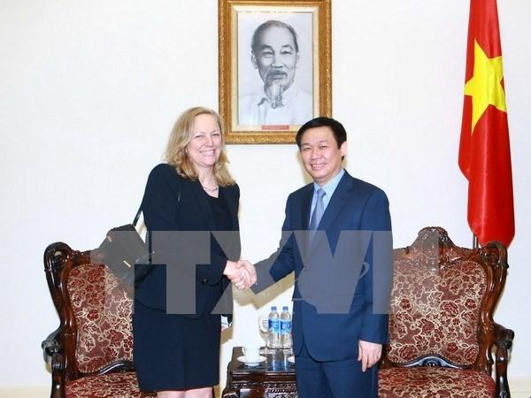 越南希望继续受到多边投资担保机构的支持 hinh anh 1