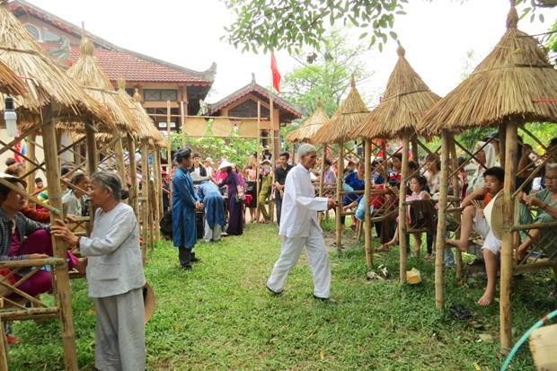 2016年顺化文化节别有风味的乡村集市 hinh anh 1