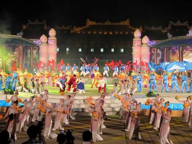 2016年顺化艺术节隆重开幕 hinh anh 1