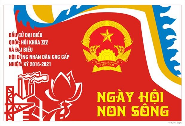 清化省积极做好新一届国会和各级人民议会代表选举准备工作 hinh anh 1