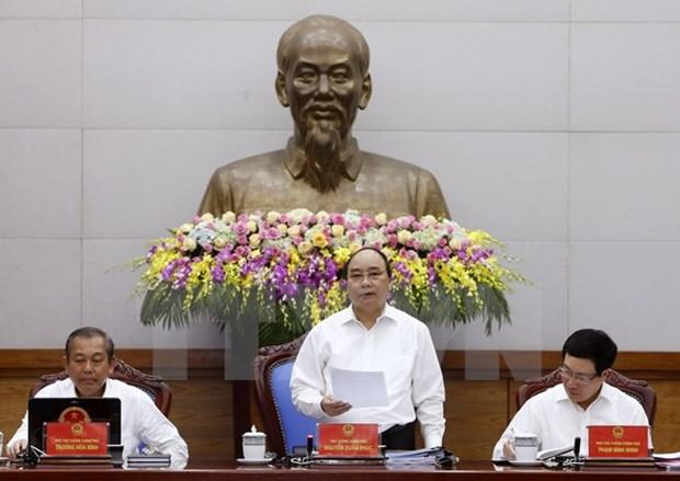 越南政府将提请第十四届国会一次会议通过《跨太平洋伙伴关系协定》 hinh anh 1