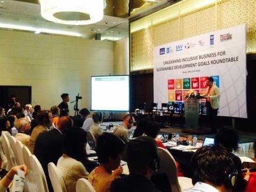 助力推动面向低收入群体的商业模式发展 实现可持续发展目标 hinh anh 1