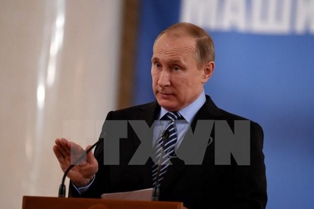 俄罗斯主张与东盟建立战略伙伴关系 hinh anh 1