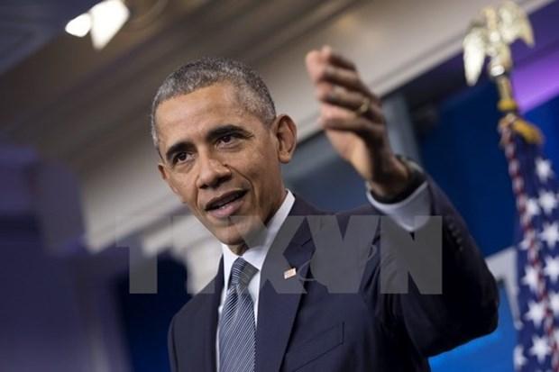 美刊:奥巴马总统越南之旅是进一步深化双边关系的良好机会 hinh anh 1
