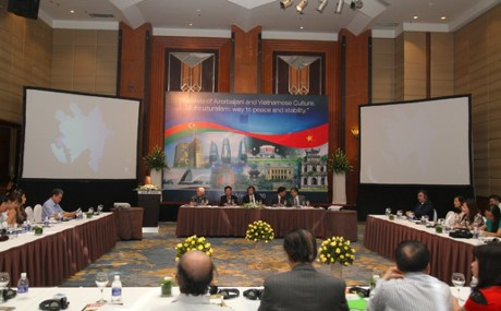 越南与阿塞拜疆加强文化交流 hinh anh 1