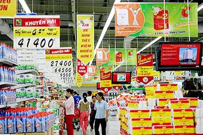 越南零售企业肯定其在国内市场的地位 hinh anh 1