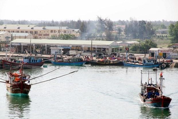 越南承天顺化省救济受环境问题影响的渔民 hinh anh 1