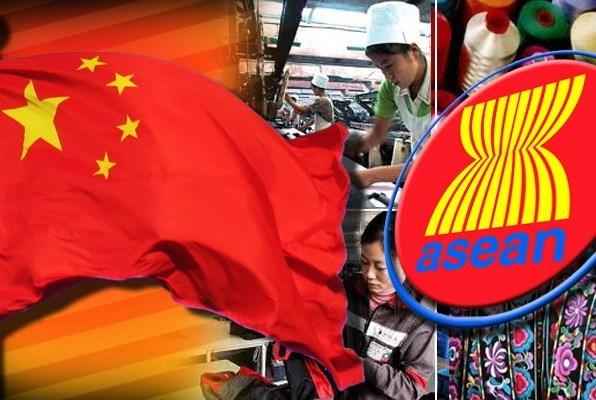 东盟—中国周在北京开幕 hinh anh 1