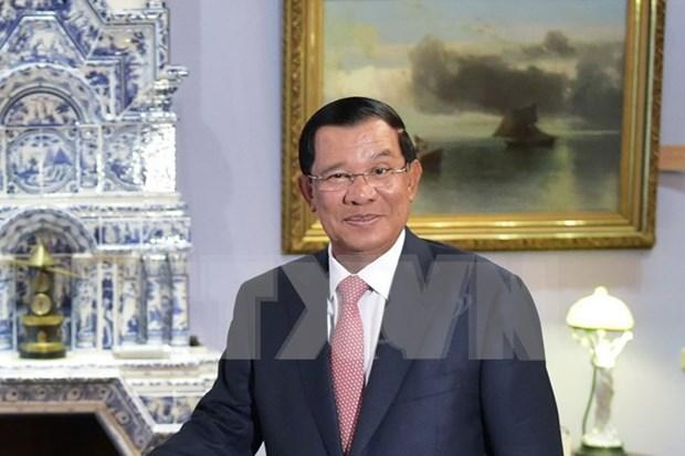 柬埔寨第4届乡分区理事会选举将于明年6月4日举行 hinh anh 1
