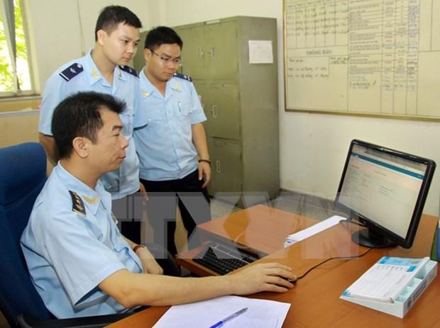 王廷惠副总理同东盟一站式服务机制国家指导委员会举行工作会议 hinh anh 1