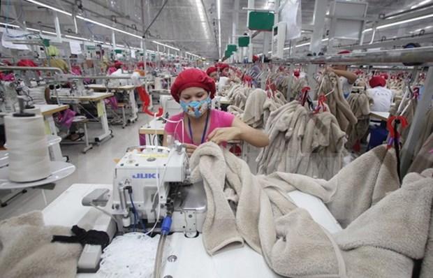 今年5月份河内市出口额呈增长态势 hinh anh 1