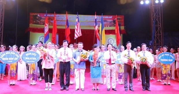 2016年国际杂技节在承天顺化省正式开幕 hinh anh 1
