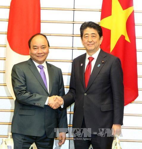 阮春福总理圆满结束对日本的访问和出席G7峰会扩大会议 hinh anh 1