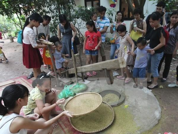 越南首次举办东盟儿童联欢会 hinh anh 1