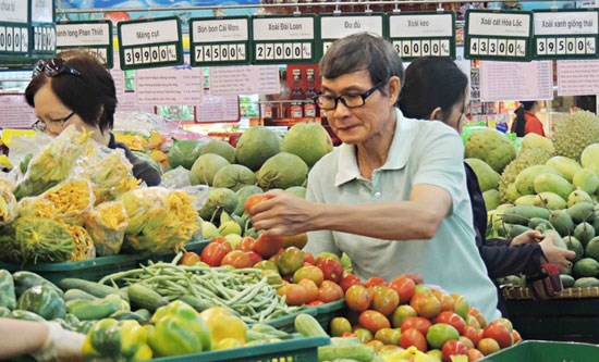 前5个月越南商品零售和消费服务营业额同比增长9.1% hinh anh 1