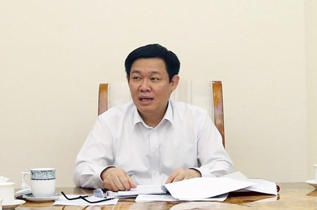 王廷惠副总理:尽早完善越南公共财产使用和管理法案 hinh anh 1
