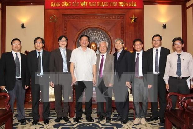 胡志明市拟建开放数据库助推经济社会发展 hinh anh 1