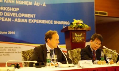 有关海洋安全与发展国际研讨会在广宁省举行 hinh anh 1