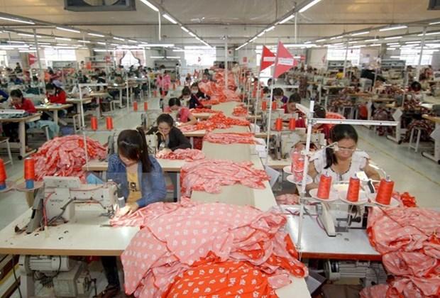 72%越南企业支持《跨太平洋伙伴关系协议》 hinh anh 1