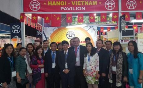 越南企业参加第23届南非国际贸易博览会 hinh anh 1