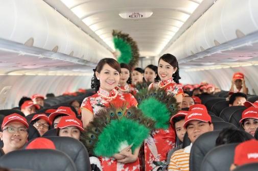 越捷航空公司开通胡志明市飞至台南市直达航线 hinh anh 3