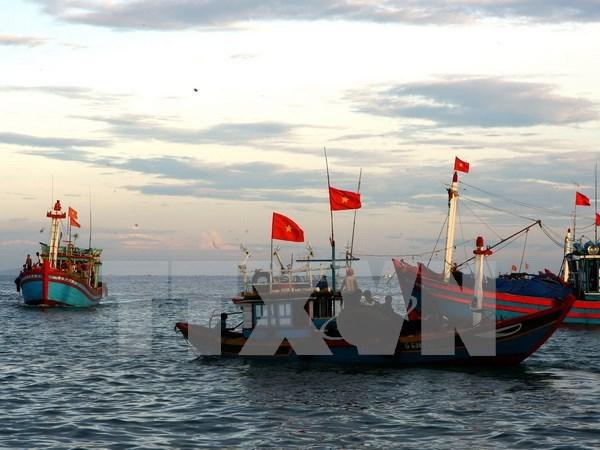 越南在瑞士举办有关保障海上劳动者权益座谈会 hinh anh 1