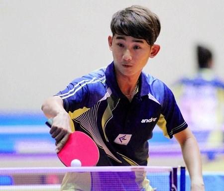 2016年永隆国际乒乓球公开赛圆满落幕 hinh anh 1