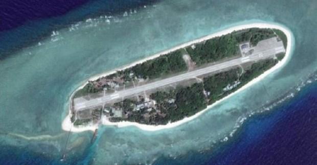 美国督促有关国家和平解决东海争议 hinh anh 1