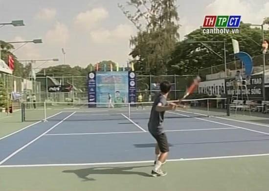 2016年全国青少年网球冠军杯开赛 hinh anh 1
