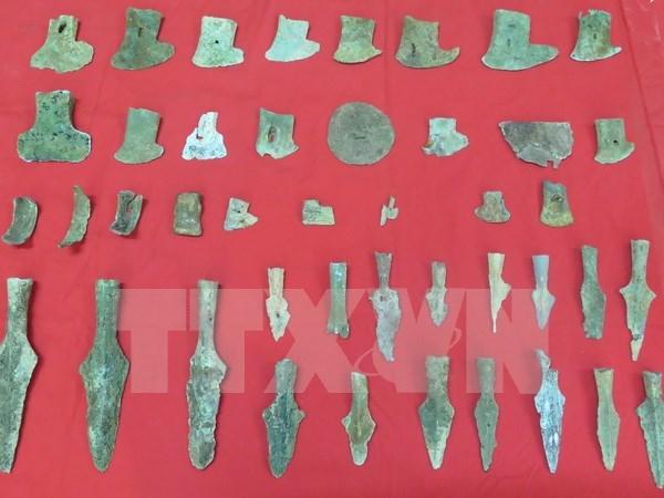 越南南定省博物馆接收有价值的古物 hinh anh 1