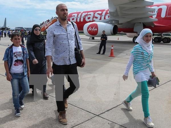 马来西亚禁止有关恐怖的前囚犯入境 hinh anh 1