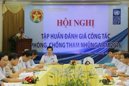全面制定《反腐败法修正案(草案)》 hinh anh 1