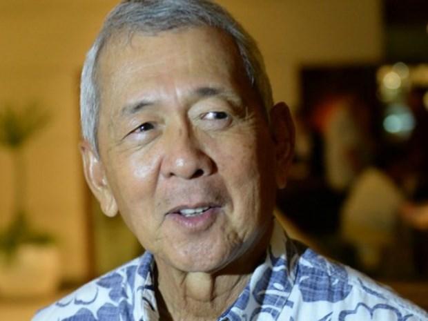 菲律宾拒绝中国就东海问题有条件对话的建议 hinh anh 1
