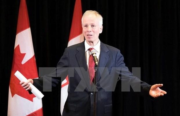 加拿大呼吁有关各方遵守荷兰海牙仲裁庭对菲律宾东海仲裁案的裁决 hinh anh 1