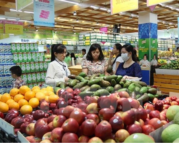 2016年7月全国消费价格指数小幅上涨 hinh anh 1