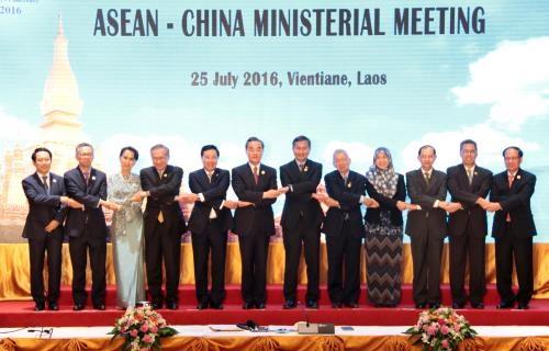 东盟和中国就东海问题发表联合声明 hinh anh 1