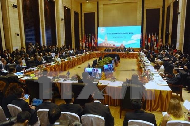 东亚峰会为地区和平与稳定做出重要贡献 hinh anh 1